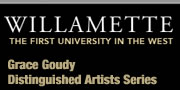 Willamette University Music Department - Grace Goudy Distinguished Artists Series